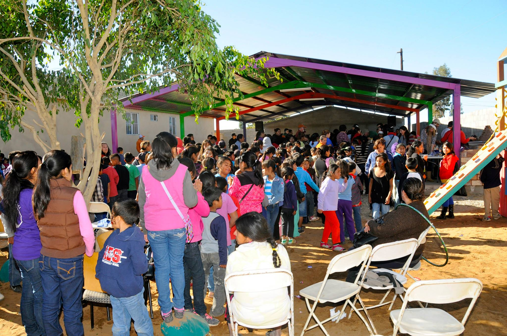 community center mexico