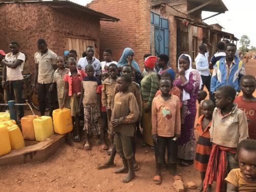 Water Project, Burundi