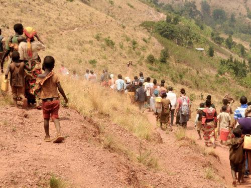 Before Water Project, Burundi