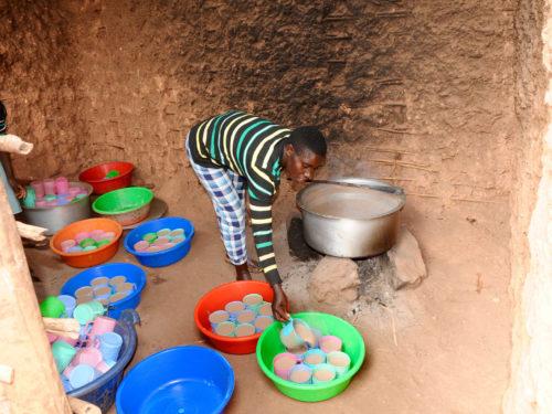 Food Project, Burundi
