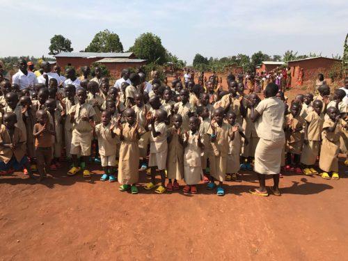Uniform Project, Burundi
